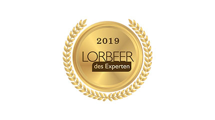 "Quality Award ""Lorbeer des Experten"" for SilverEngine GmbH"